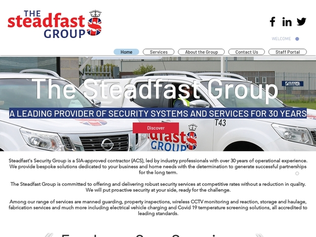 Steadfast Security Group