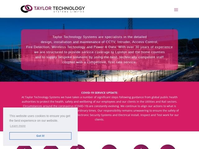 Taylor Technology Systems