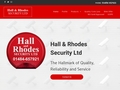 Hall and Rhodes Security Ltd