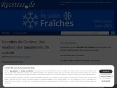 Recettes.de Cuisine