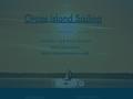 Orcas Sailing Sailboat Charters