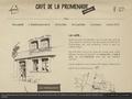 Café de la Promenade : maison d'hôtes à Bourgueil