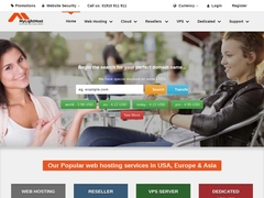 web hosting service provider | relaible fast & secure