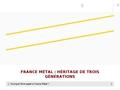 Rideaux France Metal : déblocage de rideau métallique à Paris