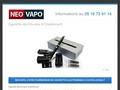 Neovapo : fantastique choix d'e-liquide français et de cigarette électronique