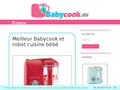 Comparatif du meilleur Babycook et robot cuisine pour bébé