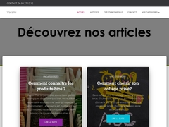 Varami : publication des articles