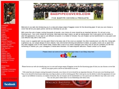 Bagpipecovers.com