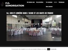 F.G. Sonorisation, le DJ pour votre mariage