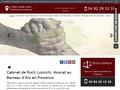 Maître Roch Lusinchi : avocat au barreau d'Aix-en-Provence