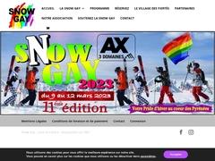 Snow Gay 2019