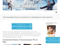 Rules of Survival pour PC