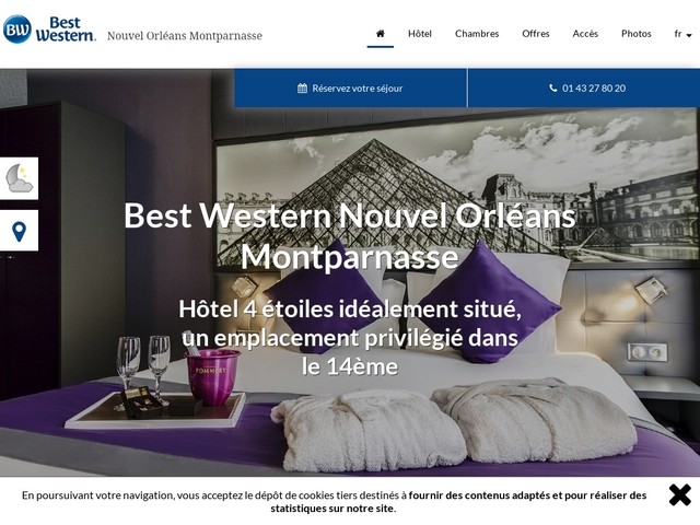 Best Western Nouvel Orléans ***