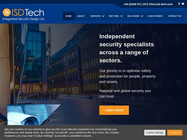 ISD Tech Integrated Design Ltd