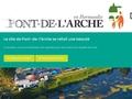 Site officiel de la Mairie de PONT DE L'ARCHE