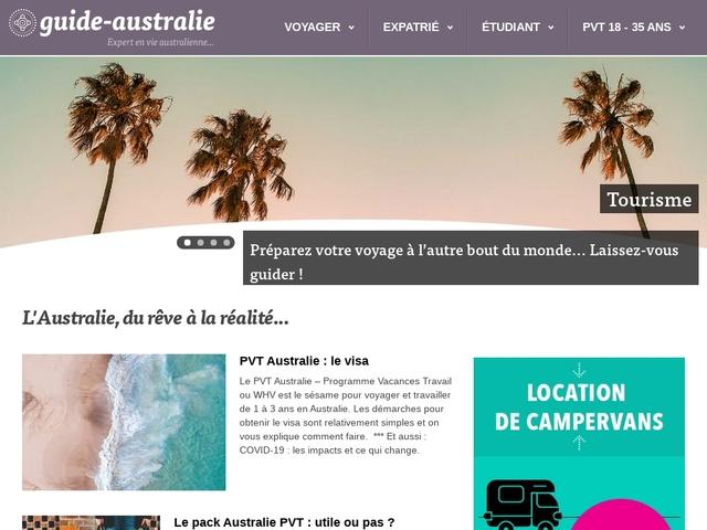 Guide Australie