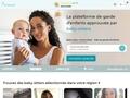 Babysits : plateforme communautaire en ligne de babysitting