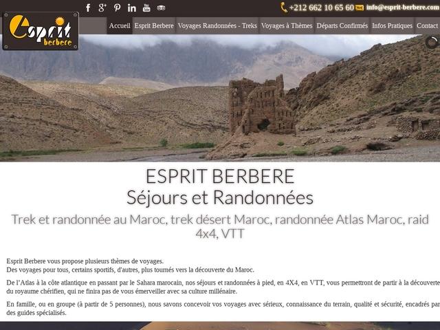 esprit berbere