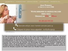 Remy serrurier Paris 14 - Mannuaire.net