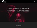 The Canadian Songwriters Hall of Fame