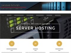 Location Serveurs - Hébergement site internet php - Hébergeur site, serveurs linux, Nom de domaine, hebergement internet