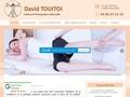 David Touitou : ostéopathe pour nourrisson à Marseille