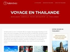 Voyages Thailande
