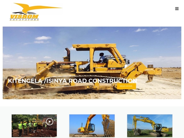Excavators for hire in kenya