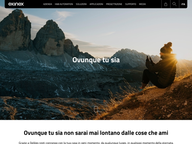 delégo: the supervision system and app for smarthome control