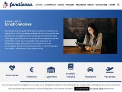 Le site internet des fonctionnaires