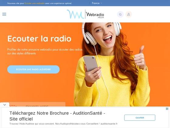 Webradio.media vous présente son site d'annuaire de webradios.