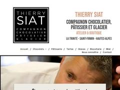 Thierry Siat, Chocolatier, Pâtissier, Saint-Firmin