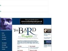 Robert Burns Tribute - Burns Supper, Haggis, Poems and more