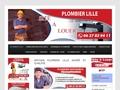 Plombier à Lille disponible à tout heure