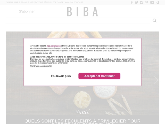 Happy Beauty Hours - BIBA et Mademoiselle Violette