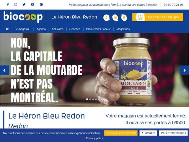 Biocoop Le Héron Bleu