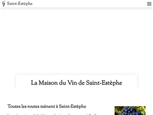 Maison du Vin Saint-Estephe
