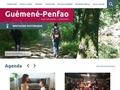 Site officiel de la commune de Guémené-Penfao