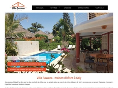 Villa Sawana à Saly