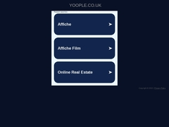 Create Your Websites