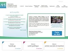 Association d'Hygiène Sociale de Franche-Comté
