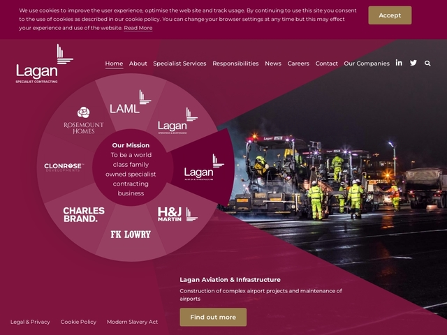 Lagan Construction Group