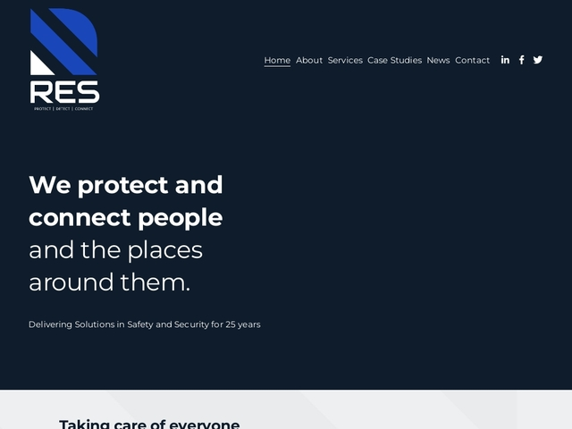 RES Fire Ltd.