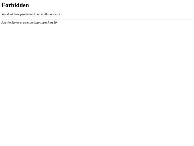 DankoSec