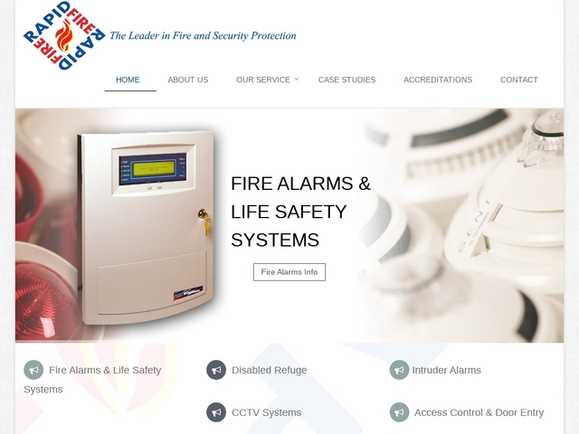 Rapid Fire and Protection Services