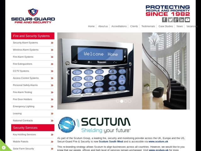 Securi-Guard Fire and Security