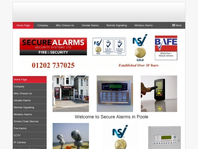 Secure Alarms