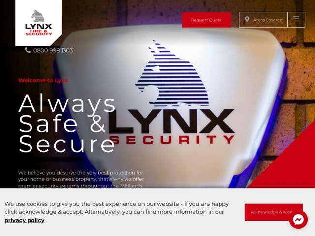 Lynx Fire & Security Systems