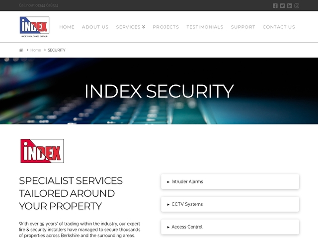 index security
