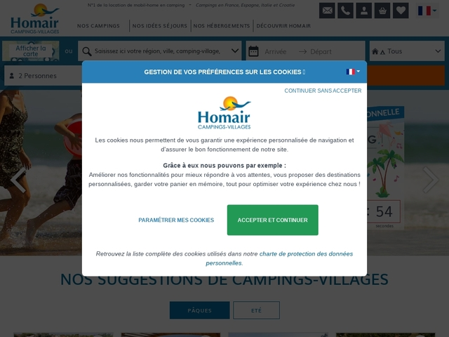 Homair Vacances Lou Cigalon